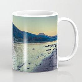 Elbe at Bad Schandau Coffee Mug