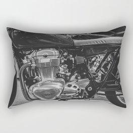 BikeShed BSMC LONDON Rectangular Pillow