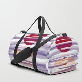 Abstract transparencies Duffle Bag