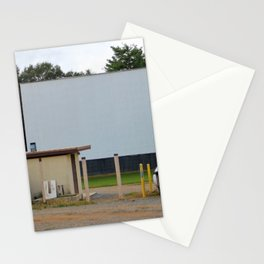 Drive-In Big Screen Stationery Cards