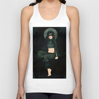 clover Tank Tops featuring Clover by Nano Rain