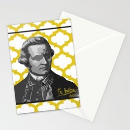 Capitain James Cook Stationery Cards