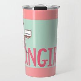 Fangirl A Novel Travel Mug