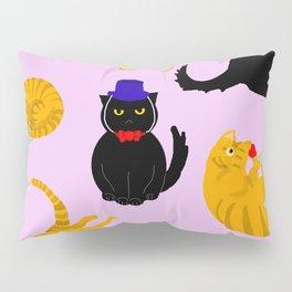 kitty cat 2 Pillow Sham