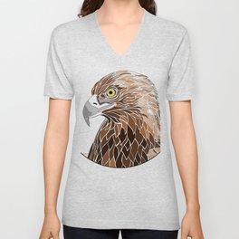 Bird of Prey Unisex V-Neck