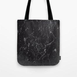 Gray Black Marble #1 #decor #art #society6 Tote Bag