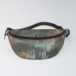 Almost Camouflage Fanny Pack