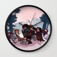 bouletcorp Wall Clocks featuring Tribute by Bouletcorp
