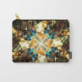 Kaleidoscope -Shoes Carry-All Pouch