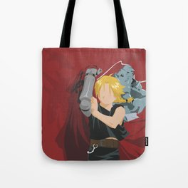 Alchemist Brothers Tote Bag