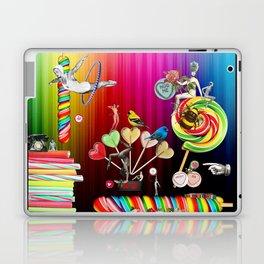 Sweet Rainbow Hug Laptop & iPad Skin
