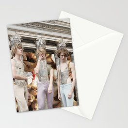 Building Parallels Stationery Cards