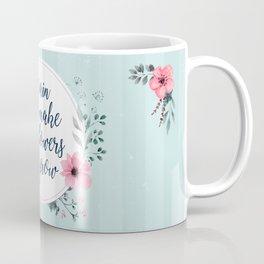 Rain Will Make The Flowers Grow #3 Coffee Mug