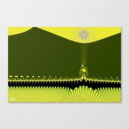 Salinas Valley Canvas Print
