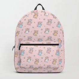 Cute colourful pony foal Backpack