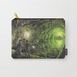 Harry and Dumbledore in the Horcrux Cave Carry-All Pouch