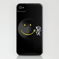 Make a Smile Slim Case iPhone (4, 4s)
