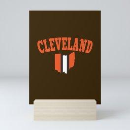 Cleveland Mini Art Print
