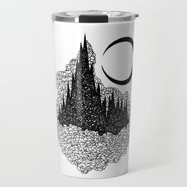 Star Towers Travel Mug