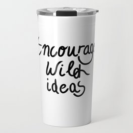 Wild Ideas Travel Mug