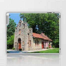 Lourdes University-  Portiuncula  Chapel in the Spring IV Laptop & iPad Skin