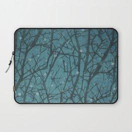 Long Winters Night Laptop Sleeve