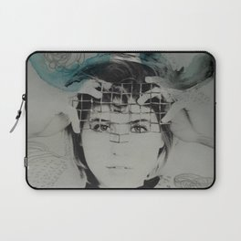 you'll never forget me Laptop Sleeve