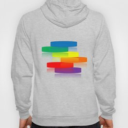 Rainbow Ladder Hoody