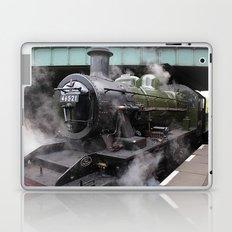 Vintage Steam Engine Laptop & iPad Skin