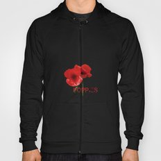 FLOWERS - Poppy reverie Hoody