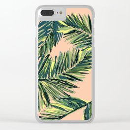 Best time to be alive Clear iPhone Case