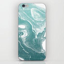Oceanic iPhone Skin