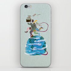 Fuga - Escape iPhone & iPod Skin