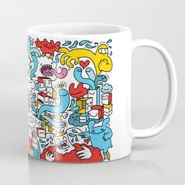 ON THE CLOUDS Coffee Mug