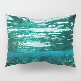 Caribbean Layers  Pillow Sham