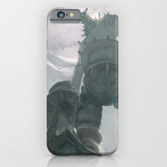 Shadow (Large Format) iPhone & iPod Case