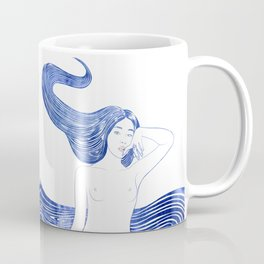 Water Nymph XLV Coffee Mug