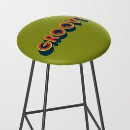Groovy Bar Stool