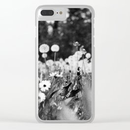 Charade Clear iPhone Case