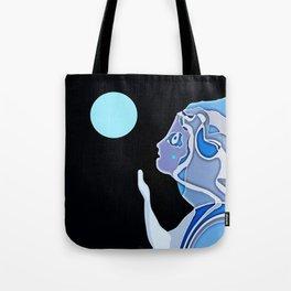 Moon Gazer Tote Bag