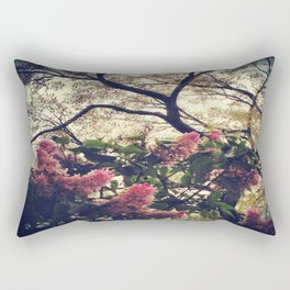 sorrowful beauty. Rectangular Pillow