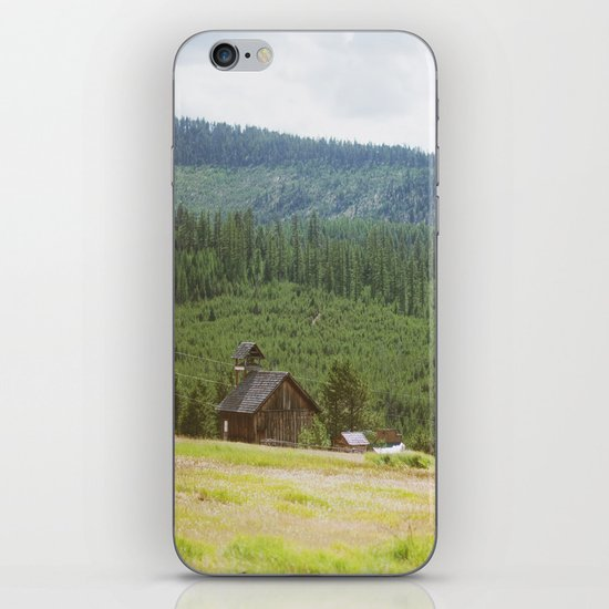 Forest Mountain Church iPhone & iPod Skin