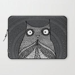Doodle Owl Laptop Sleeve
