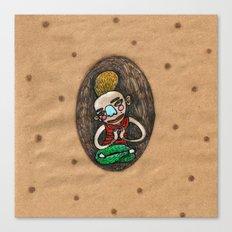 Kundalini shakti Canvas Print