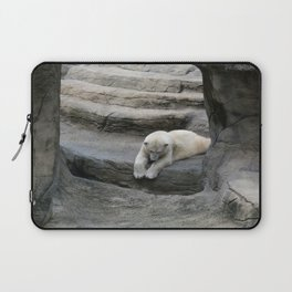 I Wonder if anyone is down There? Laptop Sleeve