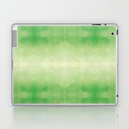 Mozaic design in soft green colors Laptop & iPad Skin