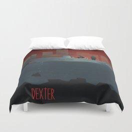 DEXTER Duvet Cover