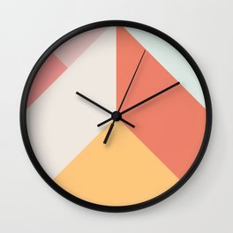 Ultra Geometric VII Wall Clock