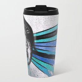 Facial Expressions Travel Mug