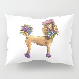 Poodle Dee Doo Pillow Sham